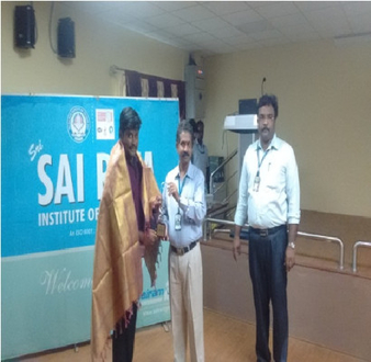THE DEPARTMENT OF MECHANICAL ENGINEERING ORGANIZED THE
